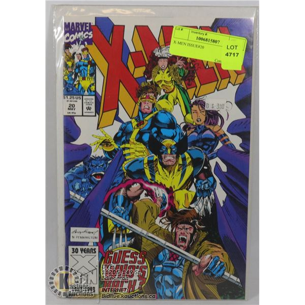 X-MEN ISSUE#20
