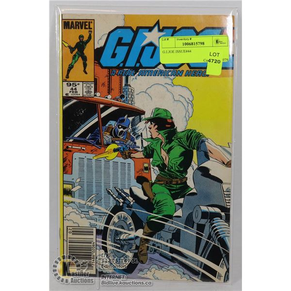 G.I.JOE ISSUE#44