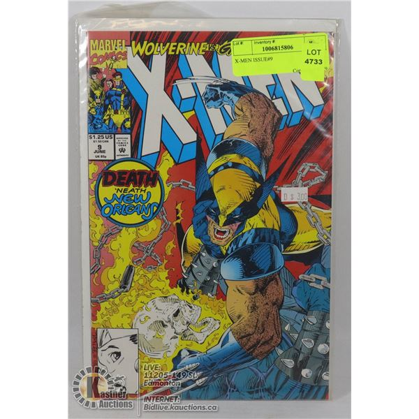 X-MEN ISSUE#9