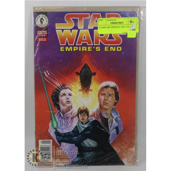 STARWARS EMPIRES END 1OF 2
