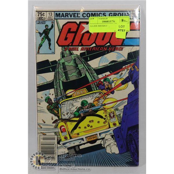 G.I.JOE ISSUE#13