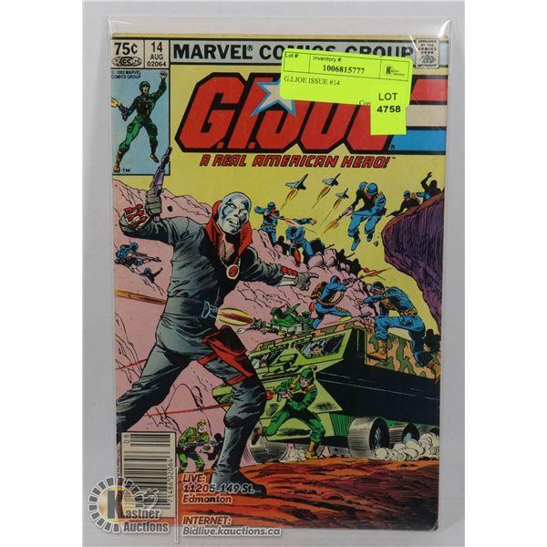 G.I.JOE ISSUE #14