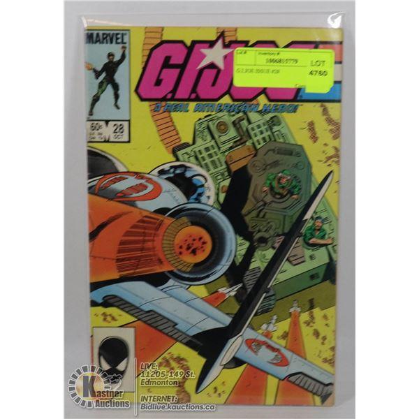 G.I.JOE ISSUE #28