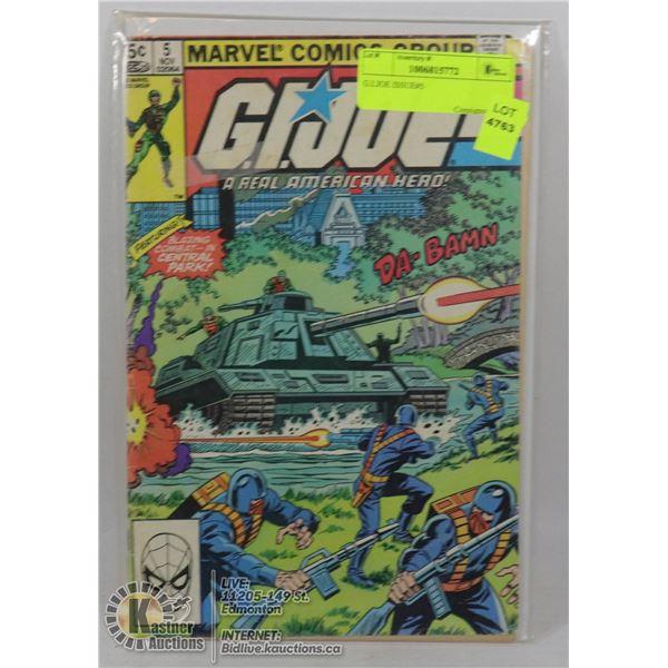 G.I.JOE ISSUE#5