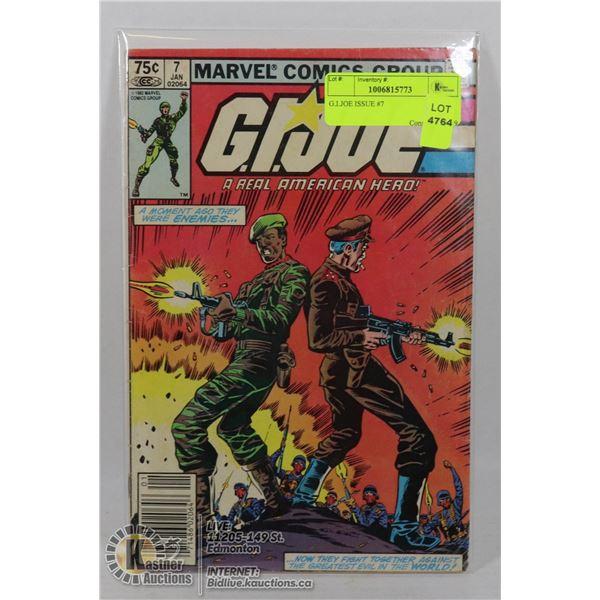 G.I.JOE ISSUE #7