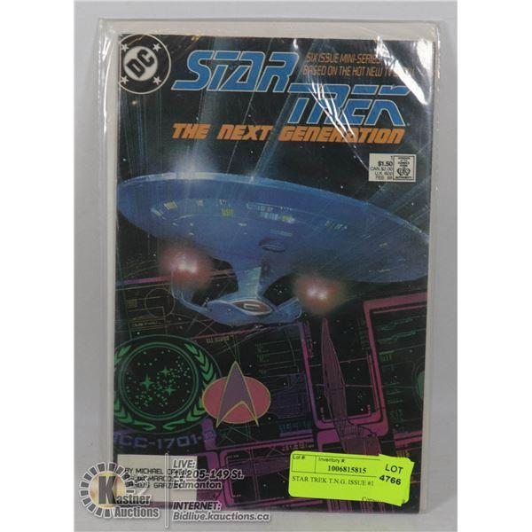STAR TREK T.N.G. ISSUE #1 OF 6