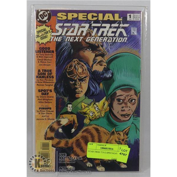 STAR TREK T.N.G.SPECIAL#1