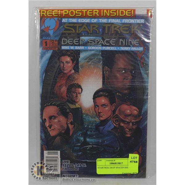 STARTREK DEEP SPACE9 ISSUE #1