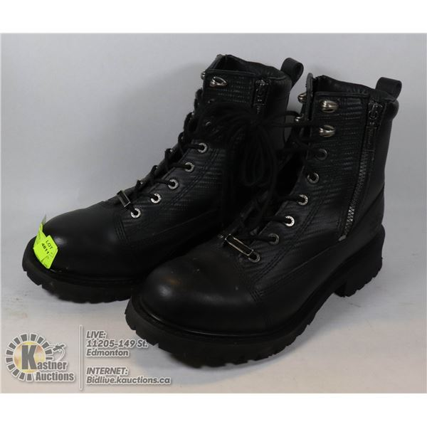 NEW MOTORCYCLE RIDING BOOTS 10.5