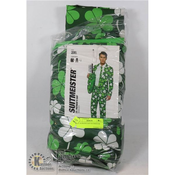 ST. PATRICK'S DAY SUITMEISTER