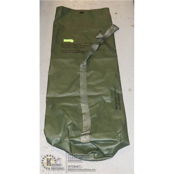 2 SOLDIER CARY 42LBS BAG