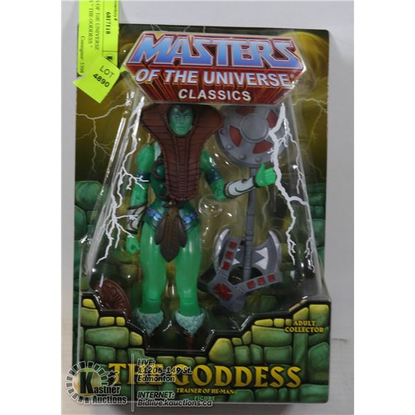 "MASTERS OF THE UNIVERSE CLASSICS "" THE GODDESS """