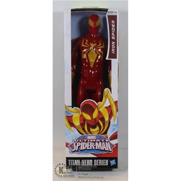 NEW MARVEL TITAN HERO SERIES IRON SPIDERMAN