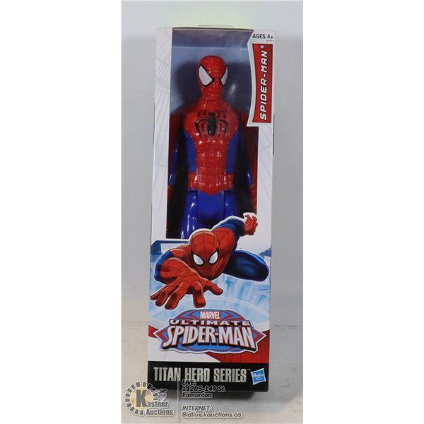 NEW MARVEL TITAN HERO SERIES SPIDERMAN