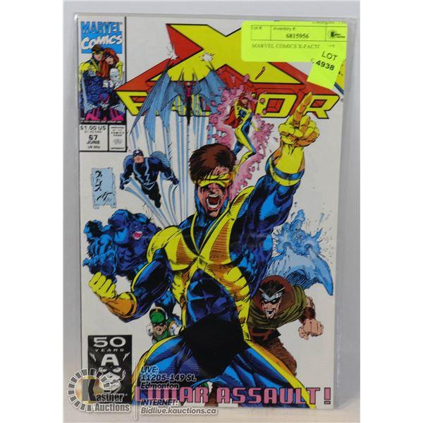 MARVEL COMICS X-FACTOR #67
