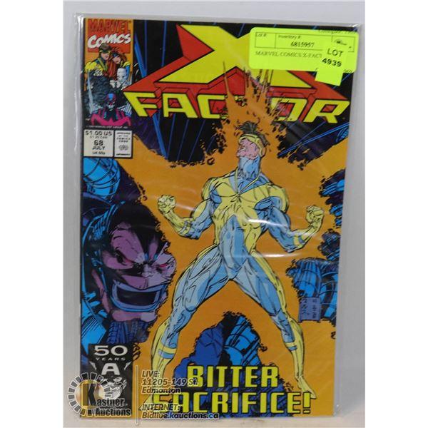 MARVEL COMICS X-FACTOR #68