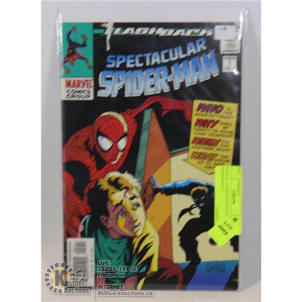 MARVEL COMICS SPECTACULAR SPIDERMAN #1