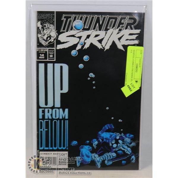 MARVEL COMICS THUNDER STRIKE #14