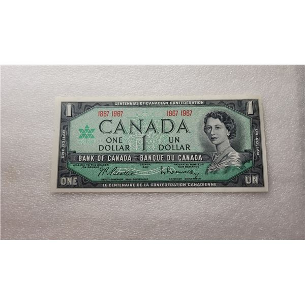 31)  CANADIAN CENTENNIAL (1867-1967) $1.00