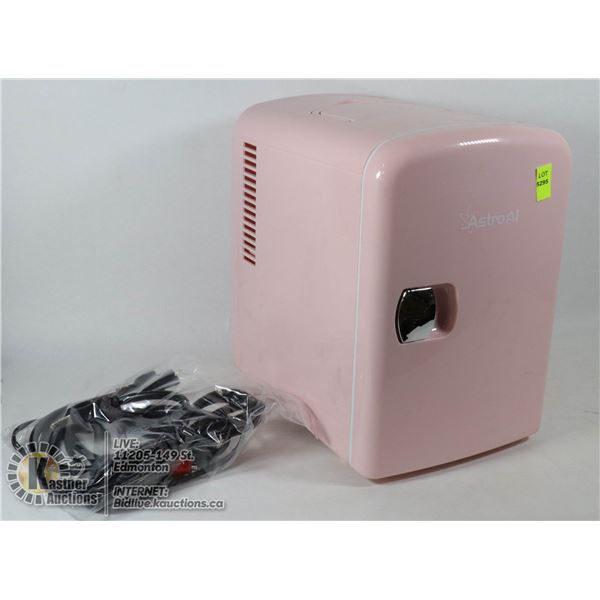 ASTROALL HOT COLD MINI FRIDGE, USE IN 12VOLT OR DC