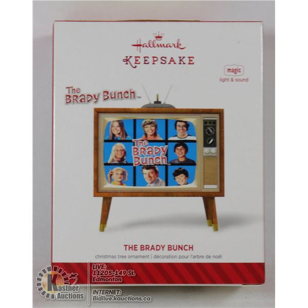 975-110 HALLMARK KEEPSAKE-THE BRADY BUNCH
