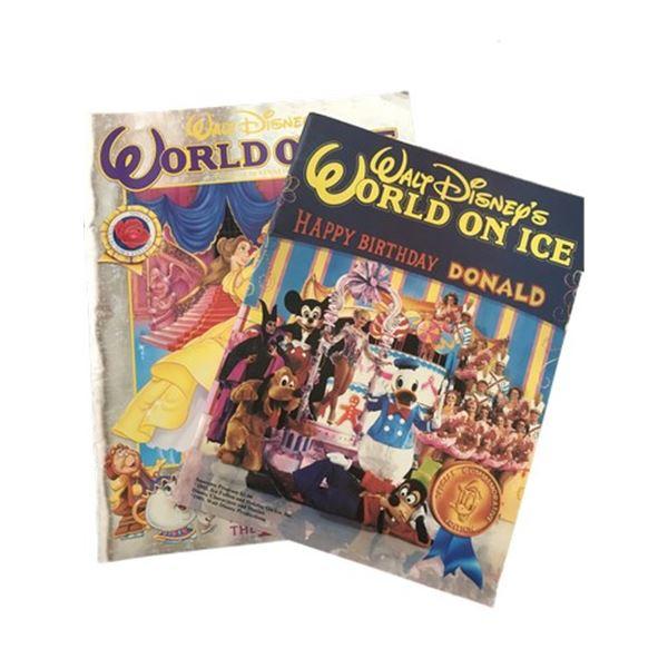 Disney Trade Ads/Programs