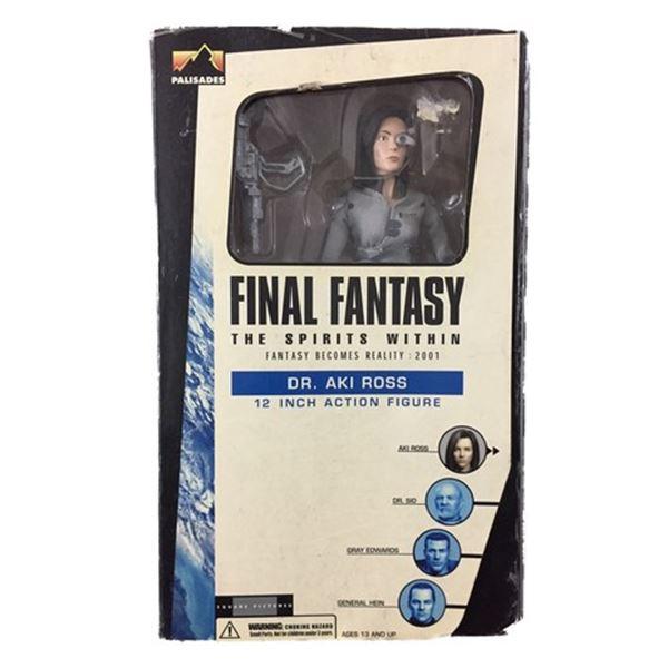 Final Fantasy Dr. Aki Ross Action Figure