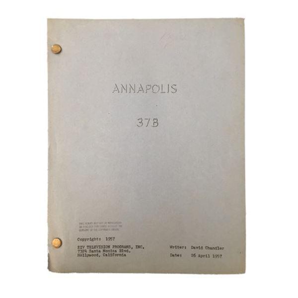 Annapolis (1957) Script