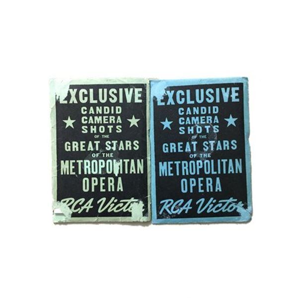Metropolitan Opera 19th Century Publicity Collection (24)