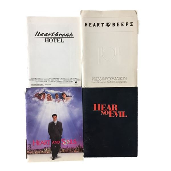 Movie Press Kit Collection