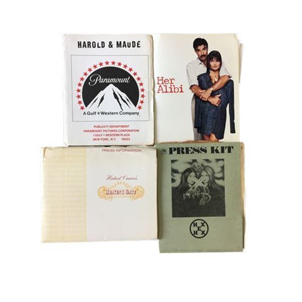 Movie Press Kit & Publicity Stills Collection