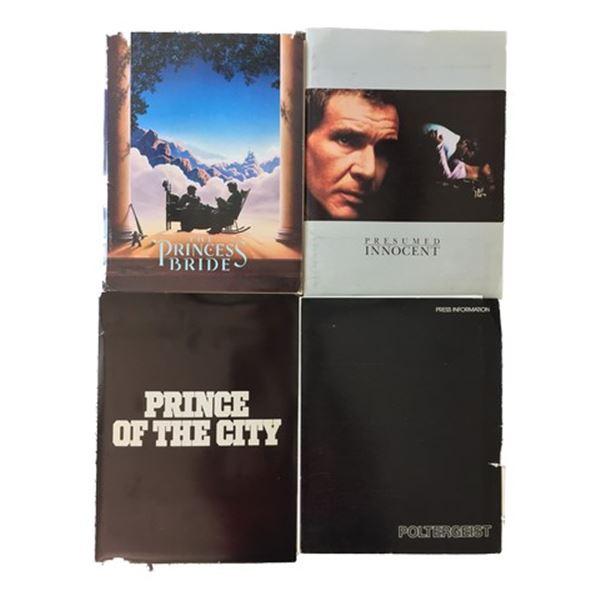 The Princess Bride/Presumed Innocent Press Kits Collection