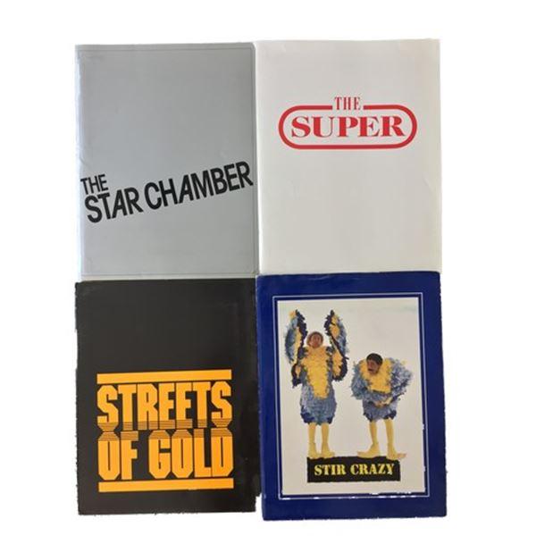 Gene Wilder/Richard Pryor/Michael Douglas Press Kits Collection