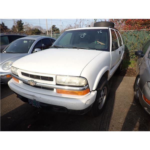 2004 Chevrolet Blazer