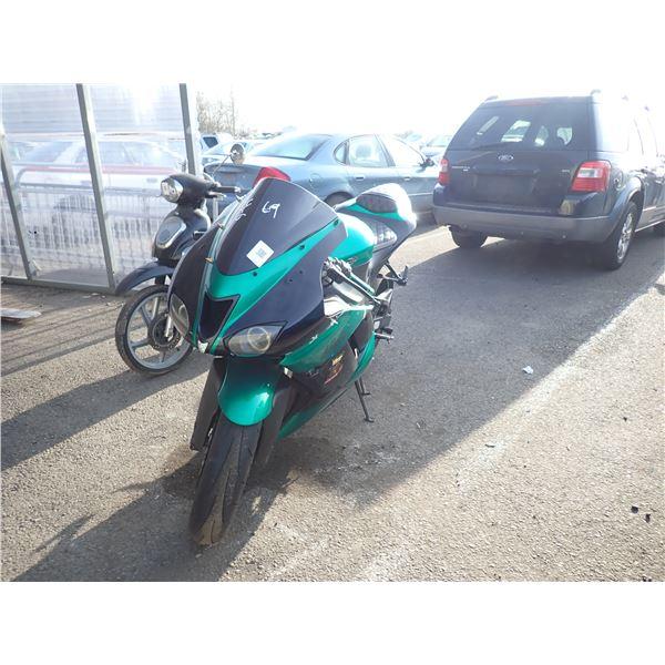 2008 Kawasaki ZX600