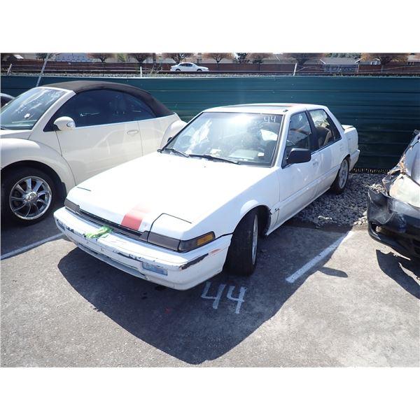 1988 Honda Accord
