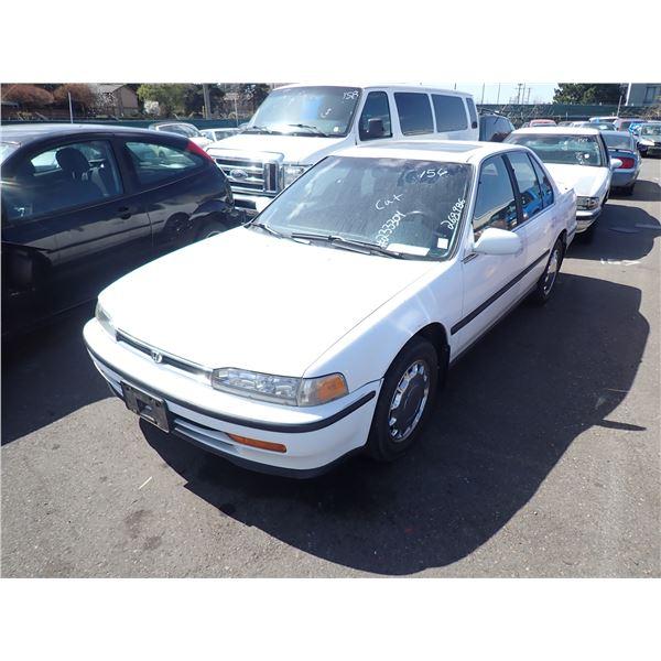 1992 Honda Accord
