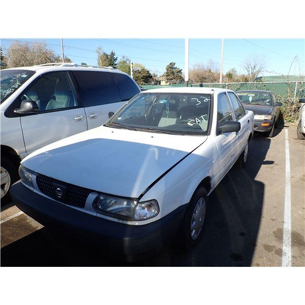 1986 Nissan Sentra