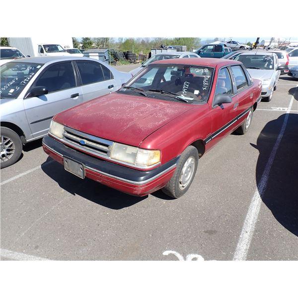 1990 Ford Tempo