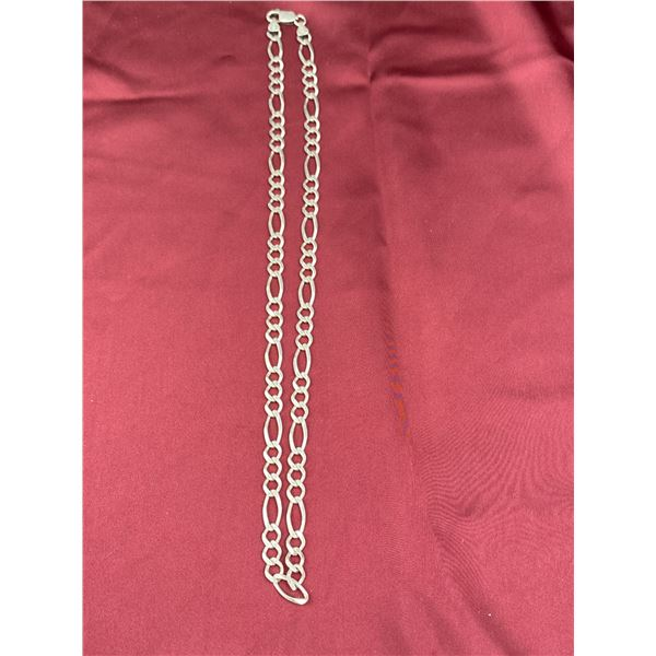 .925 SILVER NECKLACE (CLASP NEEDS REPAIR)