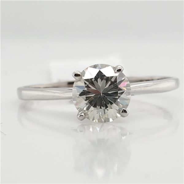 10K MOISSANITE(0.7CT) RING