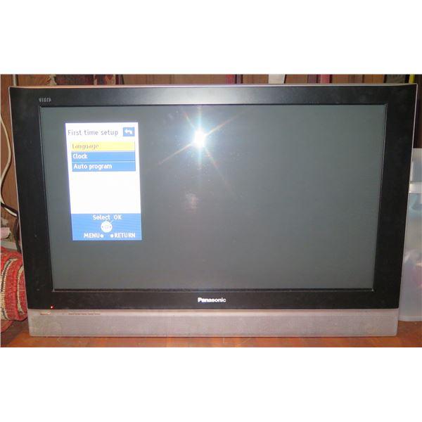"""Panasonic 40"""" Viera Plasma TV"""