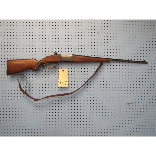 Savage 99, lever action, 300 savage, 5 shot rotary internal mag, Lyman peep sight