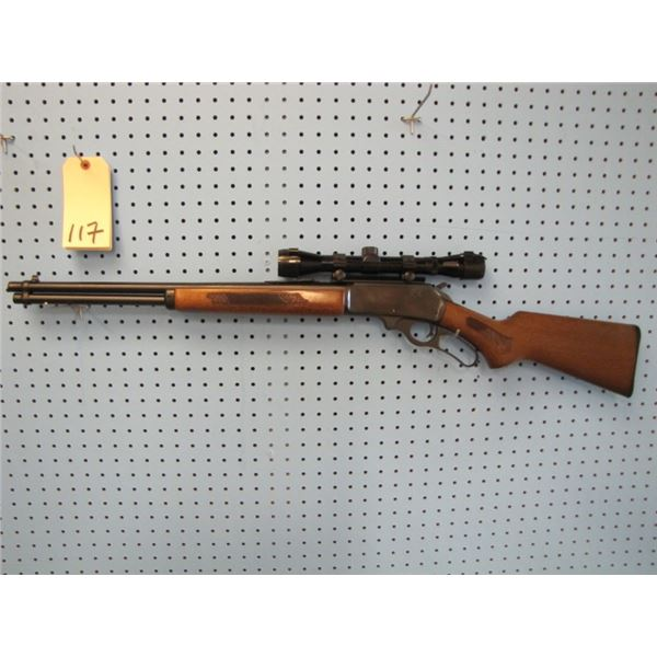Marlin Glenfield Model 30A, lever action, 30-30, Glenfield 4x32 scope