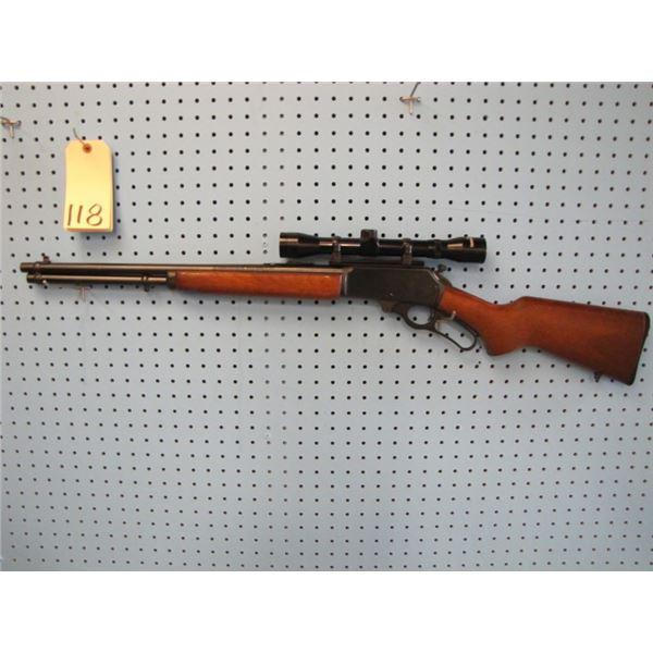 Marlin Model 30AS, lever action, 30-30, Tasco 4x32 scope