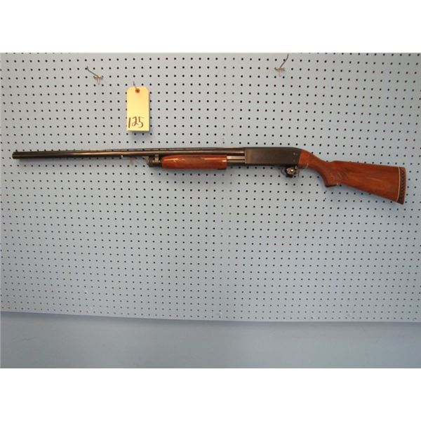 """Ithica 37 featherweight, pump action, 12ga mag 3"""""""