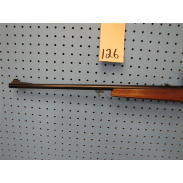 Parker Hale, Model 1200C, Bolt action, 6mm - 06 Ackley Imp, clip, Bushnell 4x Scope