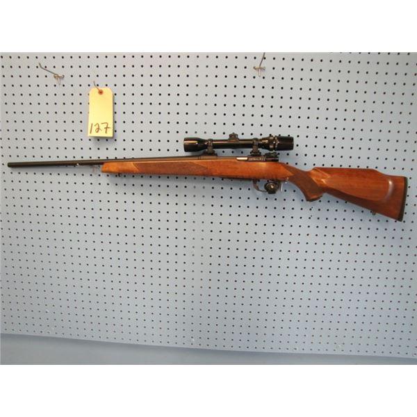 Parker Hale, Safari, Bolt action, 280Rem Ackley Imp, clip, custom stainless barrel, Bushnell scopech