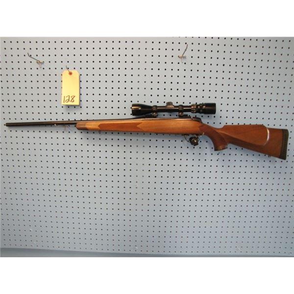 BSA model CF2 bolt action 7x57Bushnell banner 3-9 x 40 scope hinged floor-plate
