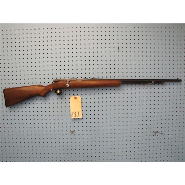 Savage model 5 bolt action 22 short long or long rifle, tube mag,